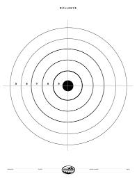 printable shooting targets and gun targets u2022 nssf