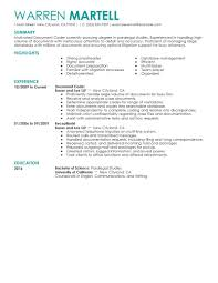 Proofreader Resume Best Legal Coding Specialist Resume Example Livecareer