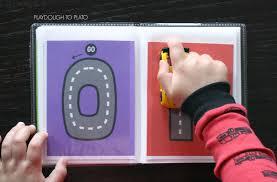 free letter tracing roads playdough to plato