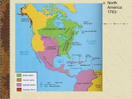 america map before and after and indian war the and indian war all