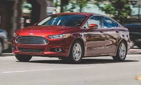 2012 ford fusion review car and driver 2014 ford fusion se 1 5l ecoboost automatic test review car