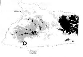 Molokai Map Soon To Be Cinder The Molokai Dispatch