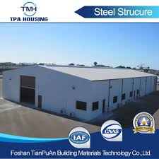 china prefabricated steel structure workshop building for industry