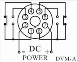 electronic dc over and under voltage relay china mainland relays
