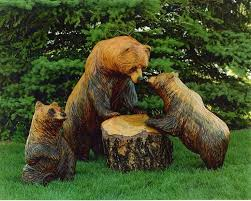 Used Wood Carving Tools For Sale Uk by The 25 Best Chainsaw Carvings Ideas On Pinterest Tree Carving
