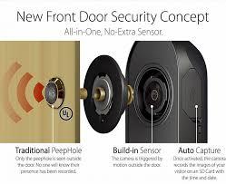 front door video camera front doors front door peephole security camera front door