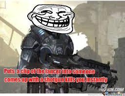 Gears Of War Meme - gears of war logic by hektor meme center