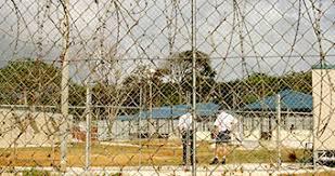 christmas island detention centre u0027calm u0027 after u0027stand off u0027 with