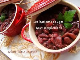 cuisiner des haricots rouges secs conseils pour maîtriser la cuisson des haricots rouges