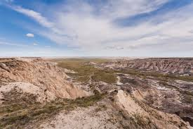 Badlands National Park Map Will The Badlands Become The First Tribal National Park Can A