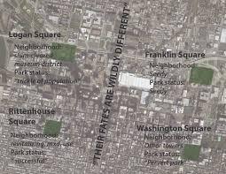 Washington Square Map by Kansas City Transit Oriented Development On Main St