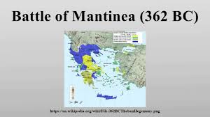 Sparta Greece Map by Battle Of Mantinea 362 Bc Youtube