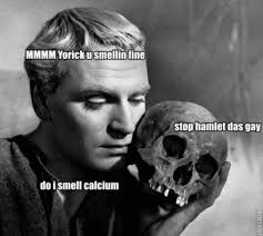Shakespeare Meme - calcium meme by idistress memedroid