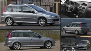 peugeot cars south africa peugeot 206 sw hdi 2004 pictures information u0026 specs
