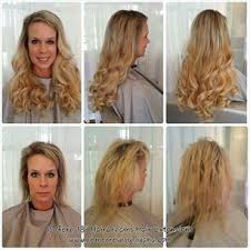 hair weaves for thinning hair hairdreams by dyana before after hair extensions summerville