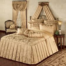 luxury bedspreads touch of class