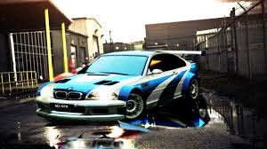 Bmw M3 Gtr - bmw m3 gtr nfs most wanted wallpaper hd by gothicdiamond99 on