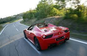 ferrary driving 458 driving experience our crush