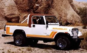 jeep truck jeep wrangler diesel coming to be called scrambler