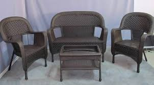 wicker furniture cushions sets home design ideas