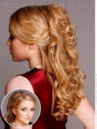 evening hairstyles medium length hair