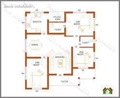 3 feet plan 3 bedroom small house plans kerala bedroom ideas decor
