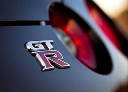 Nissan Gtr Hybrid - gt r track edition 2014 logo