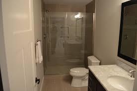 see through bathroom floor