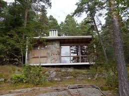 the box a tiny house built by architect ralph erskine for his