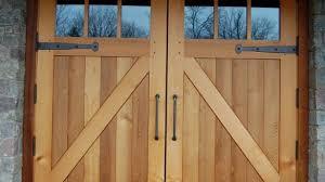 Barn Garage Doors Sliding Barn Door Garage Doors Networx Pertaining To New Household