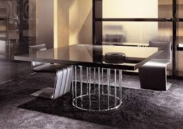 large square dining room table furniture fashionmodern dining room tables 13 cool ideas and photos