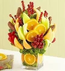 send fruit bouquet 7 best fruit bouquet images on fruit arrangements