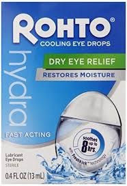 Clear Eyes Cooling Comfort Cooling Eye Drops Compare Prices At Nextag