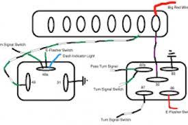 el13 flasher wiring diagram flasher circuit diagram flasher
