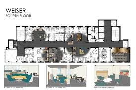 floors plans floor plans and workstations weiser hall