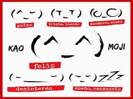 imagenes de caritas kawai mundo otaku kaomojis emoticonos japoneses kawaii con el teclado