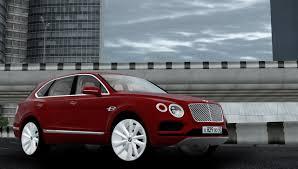 bentley bentayga red interior city car driving topic 2016 bentley bentayga 1 5 3 1 3