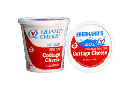 Cottage Cheese Cultured Eberhard S Dairy Products
