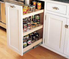 Kitchen Cabinet Spice Rack Startling 9 From