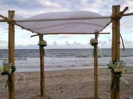 bamboo chuppah bamboo chuppah gazebo destination weddings events design kelsey