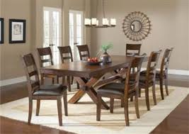 9pc dining room set park avenue dining chair