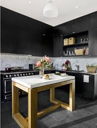 Matte Black Kitchen Cabinets Unique Matte Black Kitchen Cabinets Excellent With Home Design
