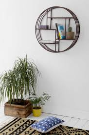 geo wall shelf designs