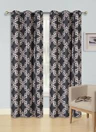Silver Window Curtains 2 Window Curtains Design Blackout Lined Panels Silver Grommets Top