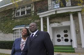 funeral homes in chicago officials dedicate c douglas site