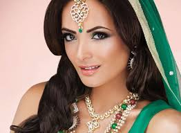 asian indian bridal hair and makeup artist london based bridal eye beautiful bridal