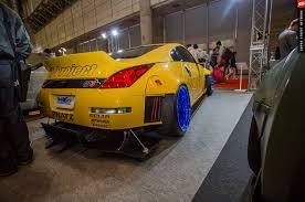 nissan 350z widebody mercury auto nissan 350z tokyo auto salon 2016