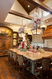 beautiful kitchen decorating ideas table centerpieces vogue houston traditional kitchen