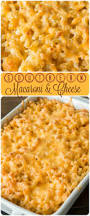 southern macaroni and cheese recipy by oh sweet basil