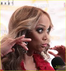 Tyra Banks Meme - tyra banks makes funny faces photo 1651551 tyra banks pictures